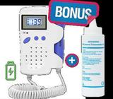 BabyHeart Fetal Doppler Pocket Ultrasound heartbeat monitor BONUS 250M