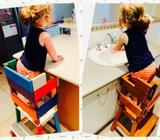 The Learning Ladder / Toddler Tower