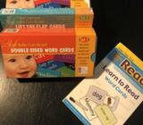 Your Baby Can Read- Interactive Word Cards