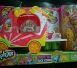 BNIB Shopkins Smoothie Truck Combo