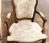 Queen Anne Armchair antique very strong condition