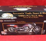1-9 Harley Davidson NHRA Pro Stock Screamin Eagle Vance/Hines