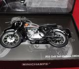 1-12 BSA Motor Cycle Gold Star Clubman 1958 Minichamps 122130001