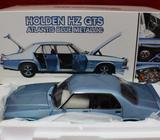 1-18 CLASSIC CARLECTABLE HOLDEN HZ GTS ATLANTIS BLUE ITEM #18479
