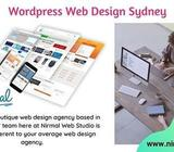 Hire Wordpress Web Design Sydney Services from Nirmal