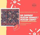 5m Sarough Persian Runner ~p~ Persian Carpet